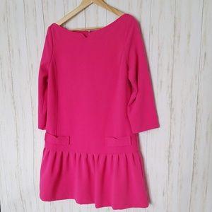 Victoria Beckham for Target Retro Dress sz M pink